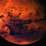red mars planet