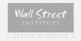 logo wall street grey